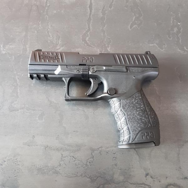 Walther PPQ M2 black