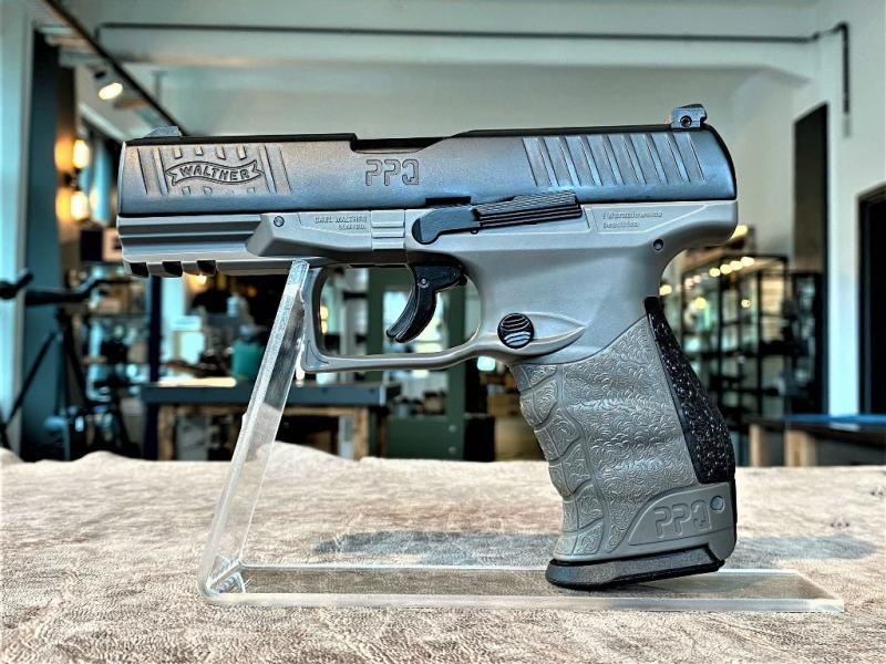 Walther PPQ T4E M2, Tungsten