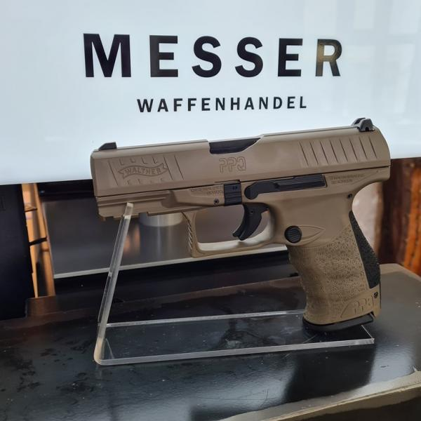WALTHER PPQ M2B 4'' FDE