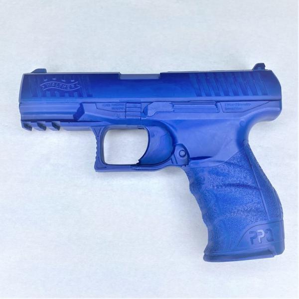 Blue Guns Walther PPQ