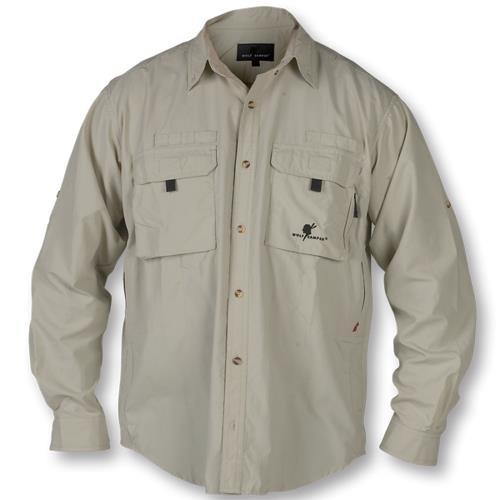 WOLF CAMPER Explorer Shirt M