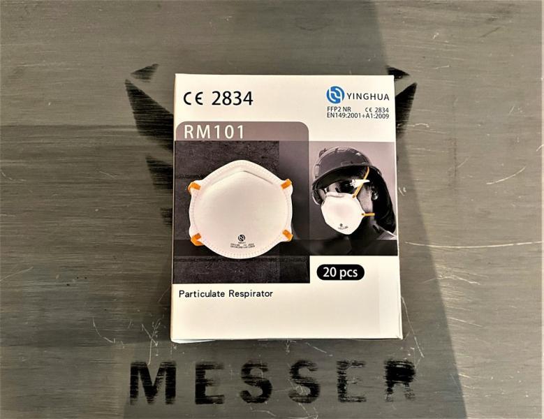 Feinstaub-Maske RM 101 FFP2 NR