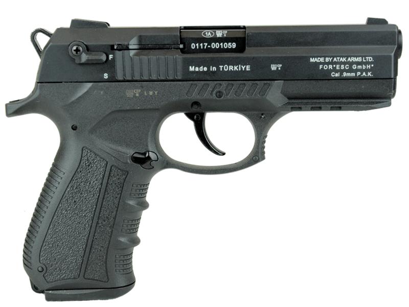 Zoraki 2918 9mm P.A.K.